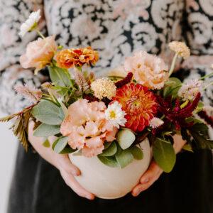 Vase Arrangement, Maryland Florist, Baltimore Florist, Floral Subscriptions
